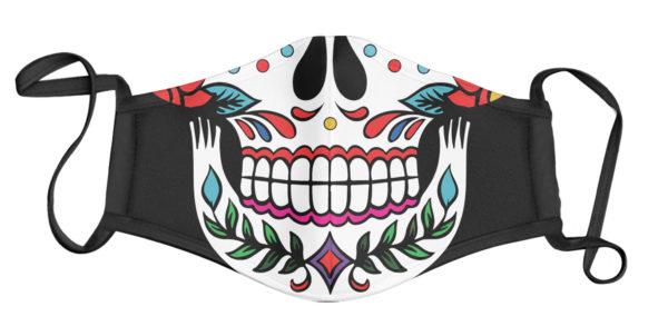Face Mask - Sugar Skull
