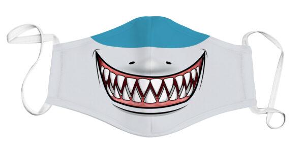 Face Mask - Shark