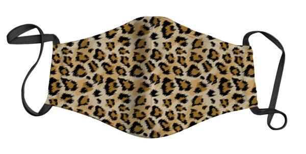 Face Mask - Leopard Print