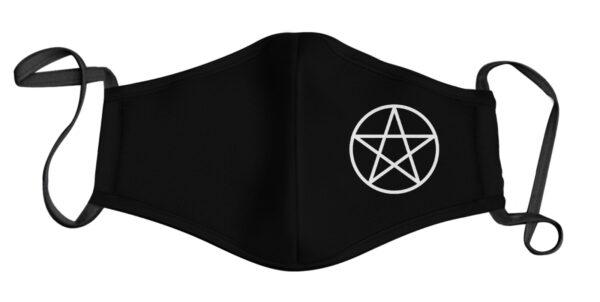 Face Mask - Pentagram