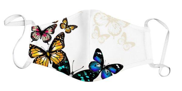 Face Mask - Butterfly