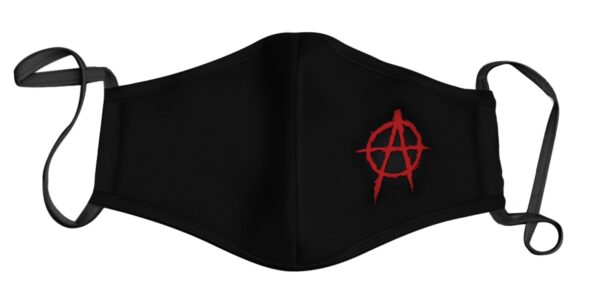 Face Mask - Anarchy