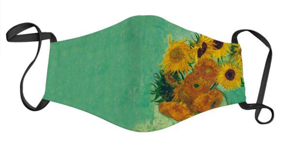Face Mask - Sunflower