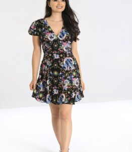 Hell Bunny Moondance Mini Dress