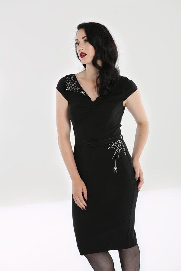 Miss Muffet Pencil Dress