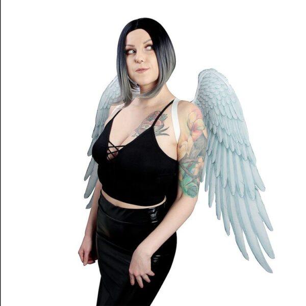 Angel Wings-White