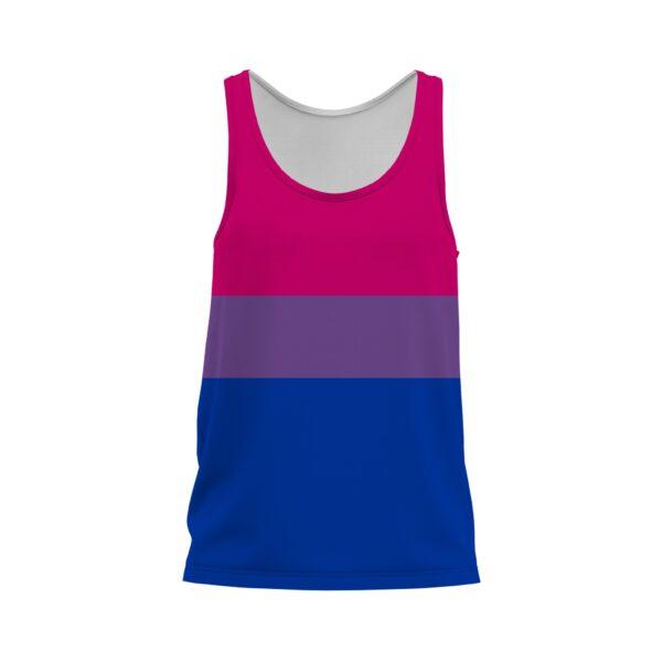 Bisexual Pride Singlet