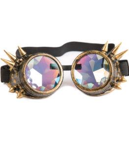 Spike Kaleidoscope Goggles