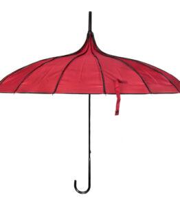 Red Pagoda Parasol