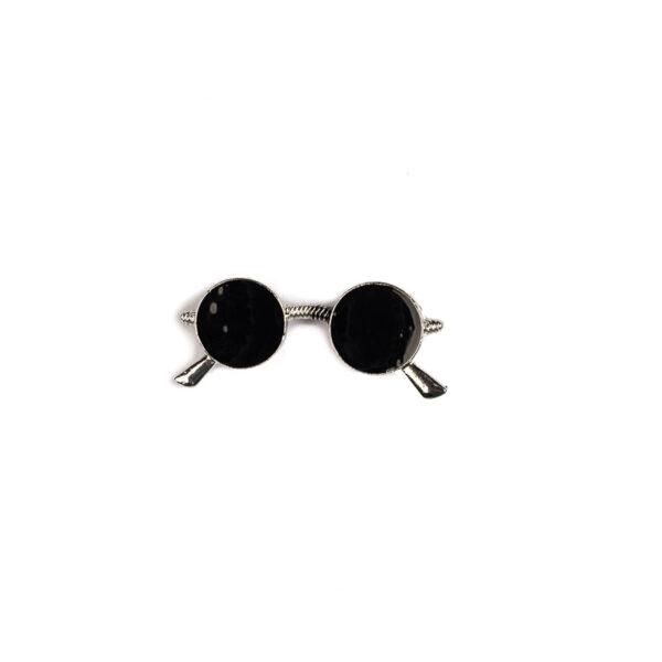 Round Sunglasses Pin