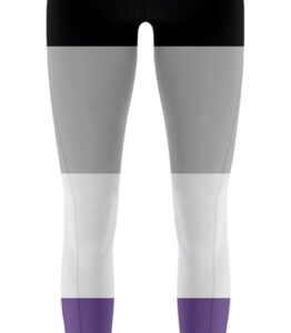Pride Asexual Flag Tights