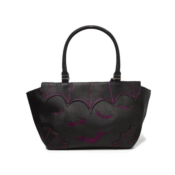 Banned Apparel Bats Handbag
