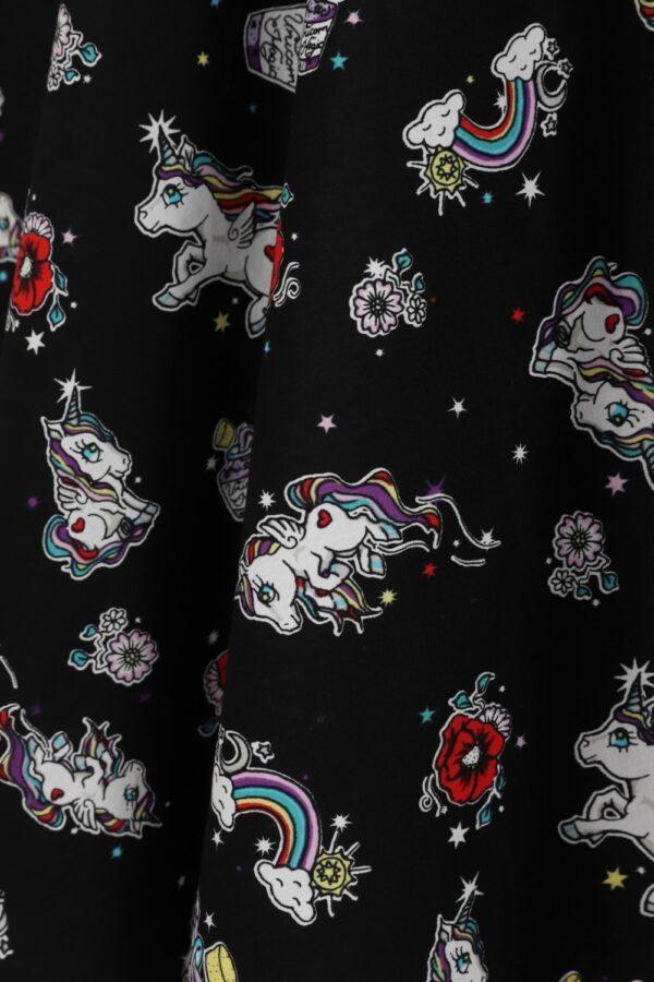 Hell Bunny Star Catcher 50's Dress
