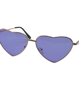 Heartbreaker Purple Lens Sunglasses