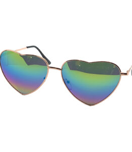 Heartbreaker Rainbow Lens Sunglasses