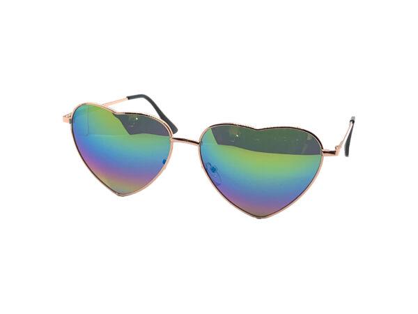 Heartbreaker Rainbow Lens Sunglasses