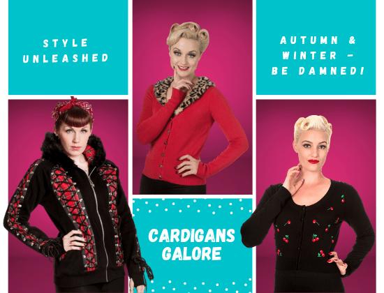 Autumn Cardigans Sale