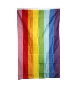 Gilbert Baker Large Pride Flag