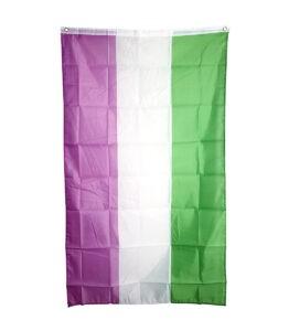 Queer Gender Large Pride Flag